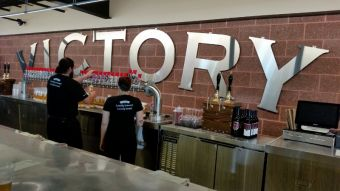 Victory taproom