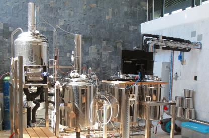 experimental brewery